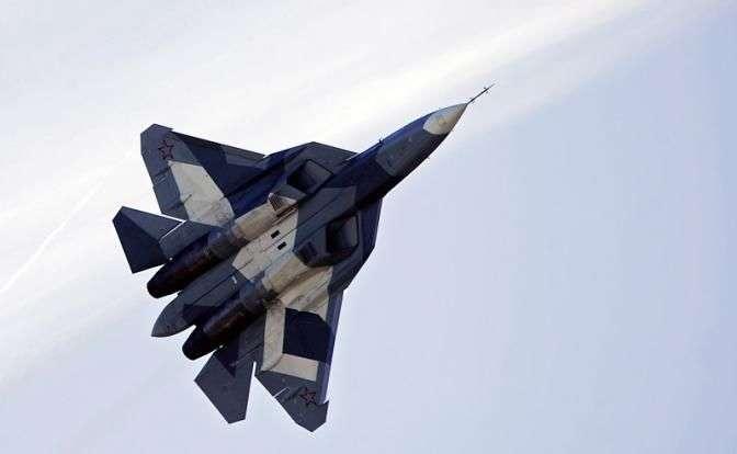 Т-50 ОКБ Сухого: Lockheed Martin и Boeing отдыхают