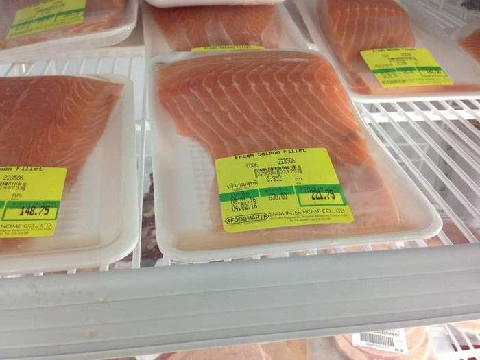 Рыбка красная – 1287 руб./кг заграница, пора валить, таиланд, факты
