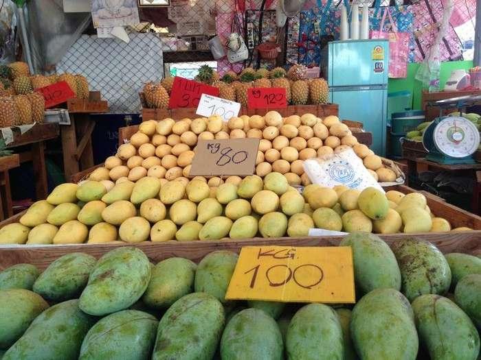 Манго – 203 руб./кг заграница, пора валить, таиланд, факты