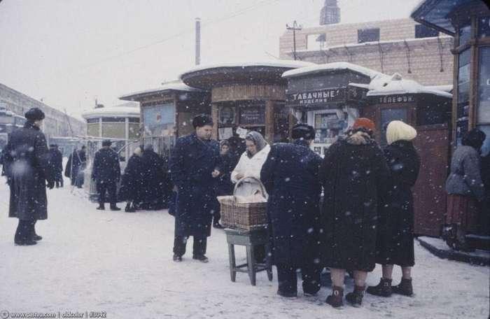 «Ларёчная» Москва, которую мы потеряли