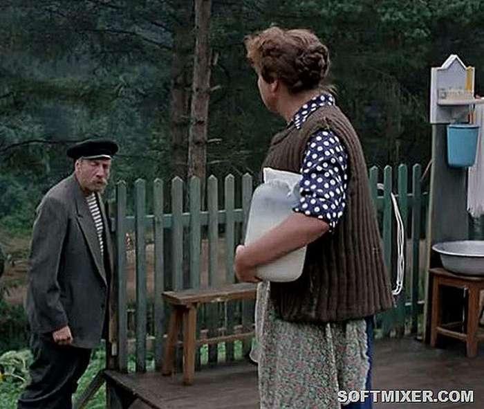 «Любовь и голуби»: детали, факты и редкие кадры из фильма