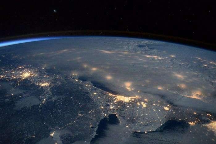 Лучшие снимки астронавта Скотта Келли с борта МКС