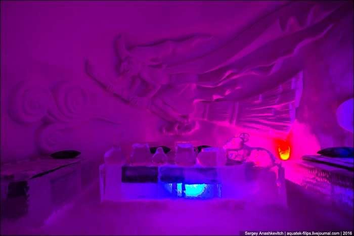 Невероятные ледяные отели морозной Лапландии