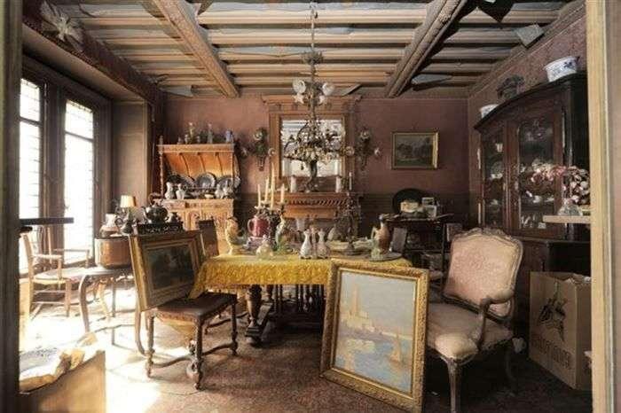 Парижская квартира, забытая на 70 лет