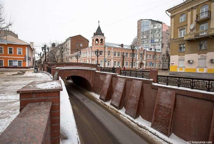 Прогулка по Воронежу