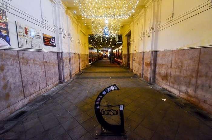 Легендарные руин-бары Будапешта