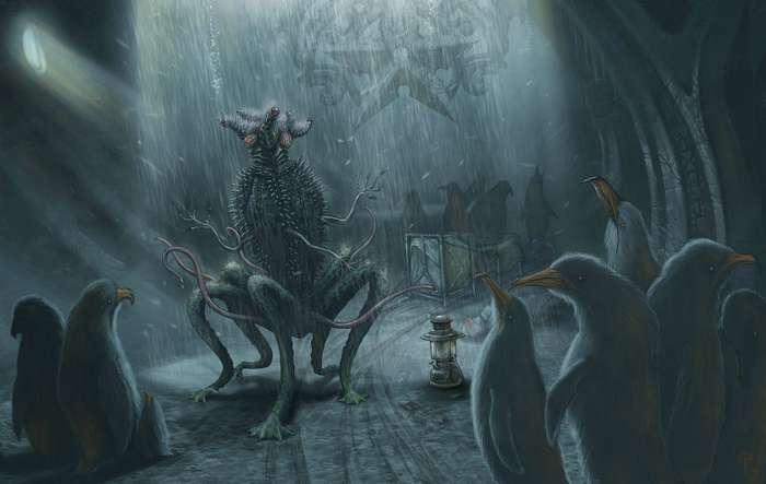 Самые жуткие существа, созданные Говардом Лавкрафтом
