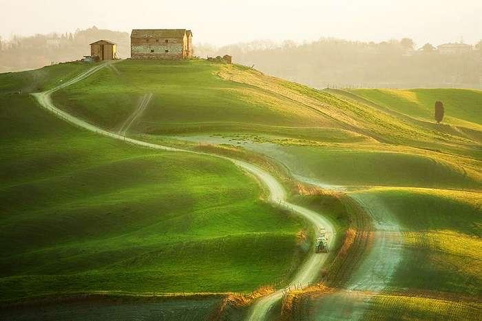 Тосканская идиллия