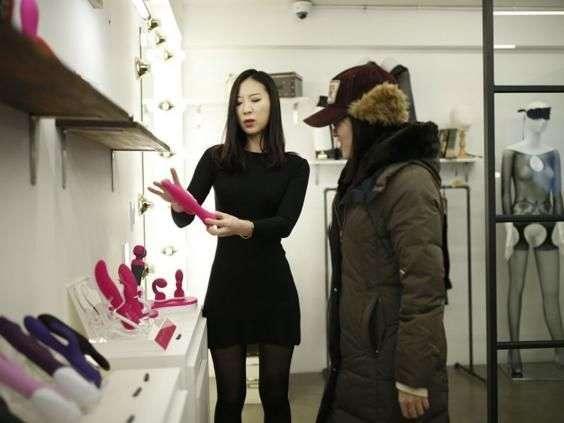 В Южной Корее открылся секс-шоп, который нарушает все табу
