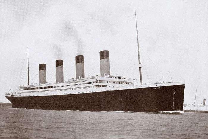 Внутри Титаника II: копия знаменитого океанского лайнера будет спущена на воду в 2018 году