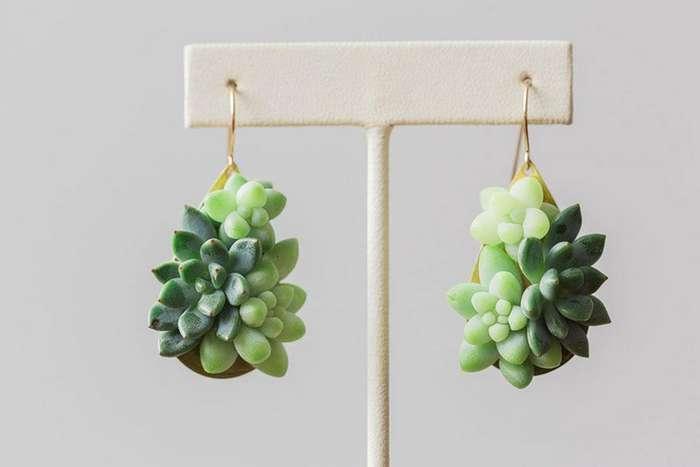 Живая бижутерия: новый эко-тренд набирает обороты