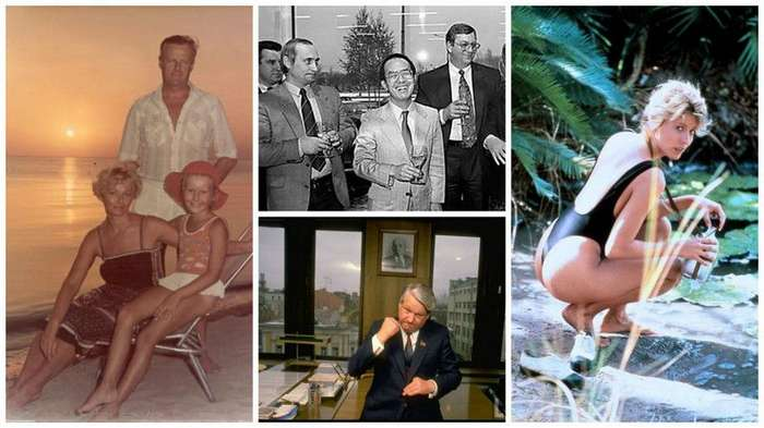 Знаменитости и политики, какими вы их еще не видели