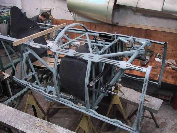 Как реставрируют самолёты времен Великой Отечественной