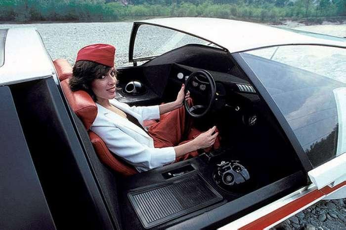 Ferrari 512 S Modulo car