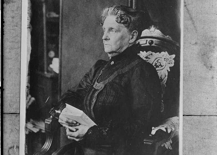 100 лет назад умерла самая жадная женщина в мире