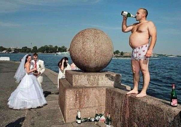 Свадьбы по-русски