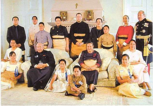 10 идеальных фотографий королевских семей