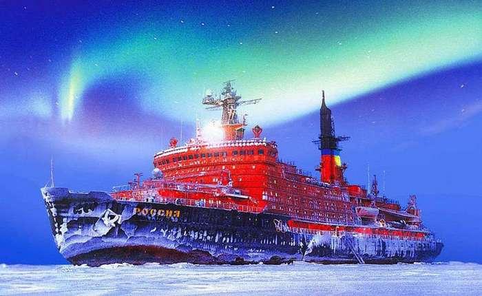 10 интересных фактов о русских ледоколах