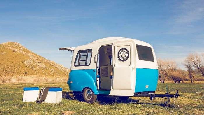 10 лучших домов на колесах для комфортных автопутешествий всей семьей