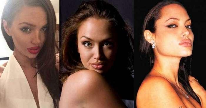 10 молодых версий Анджелины Джоли, которые вы обязаны увидеть