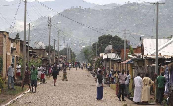 10 самых бедных стран в мире