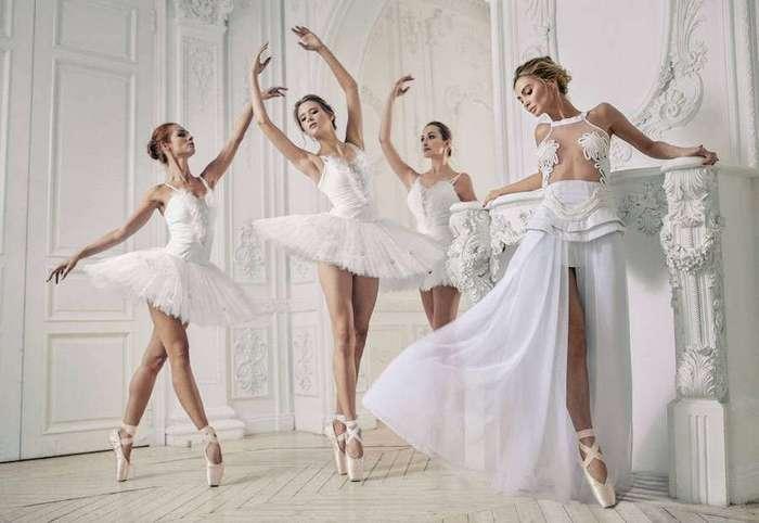 12 балерин из России в календаре на 2016 год