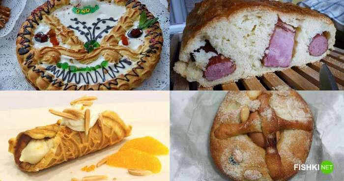13 видов необычной выпечки, которую готовят на Пасху в разных уголках планеты