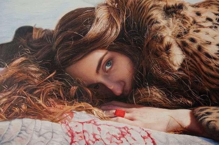 Гиперреалистичные рисунки Yigal Ozeri (15 картинок)
