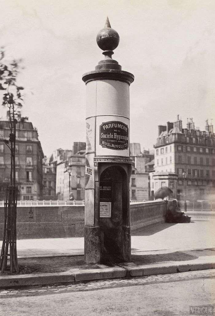 Самые красивые писсуары Парижа (17 фото)