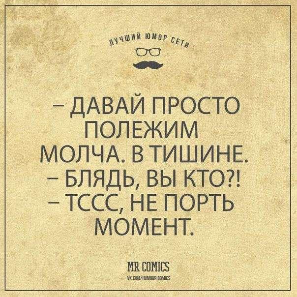 Смешинки и сарказмы в цитатах