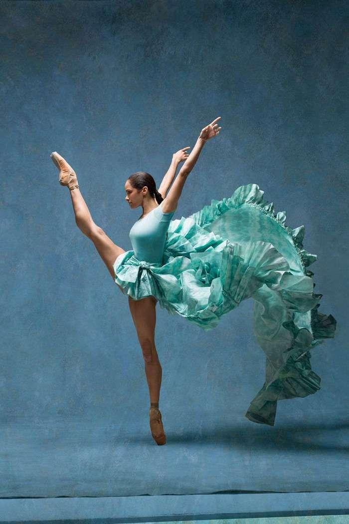 Американская балерина Мисти Коупленд: забудьте про анорексичек