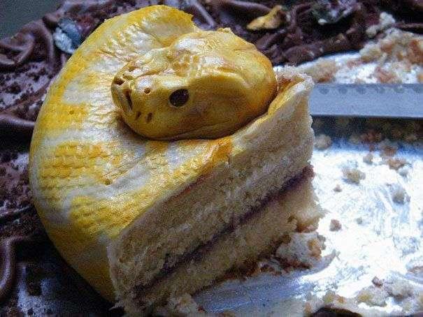 20 обалденно красивых тортов