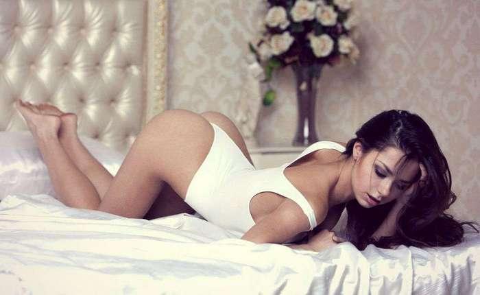 Хельга Лавкейт: русская красавица во всей красе