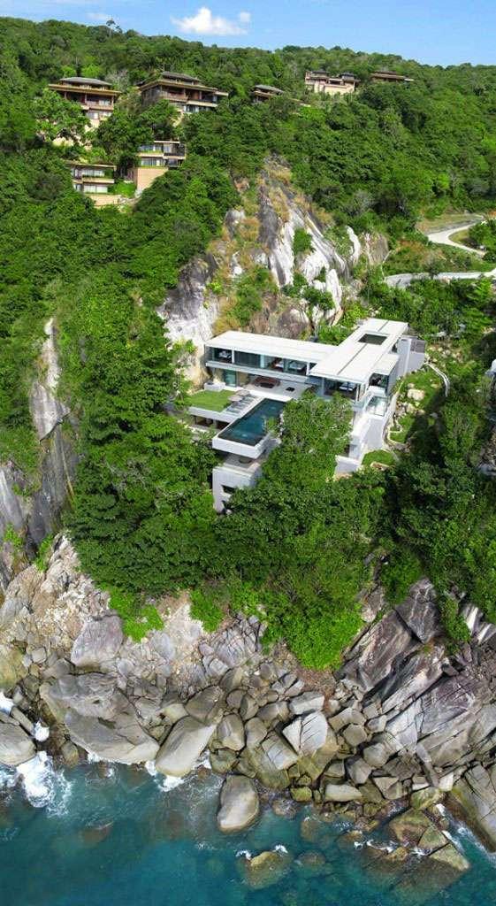 Вилла-мечта на острове Пхукет, Тайланд