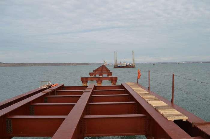 Стало известно, во сколько обойдется мост в Крым
