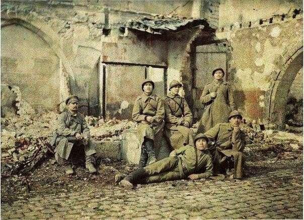 Русский Легион Чести во Франции