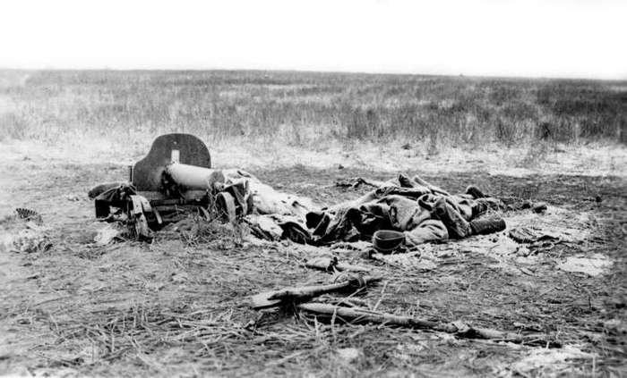 Записи из дневника немецкого солдата, погибшего под Сталинградом