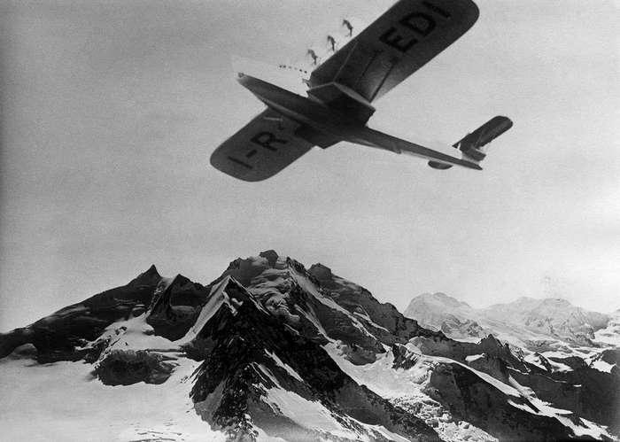 Гигантская летающая амфибия Dornier Do X