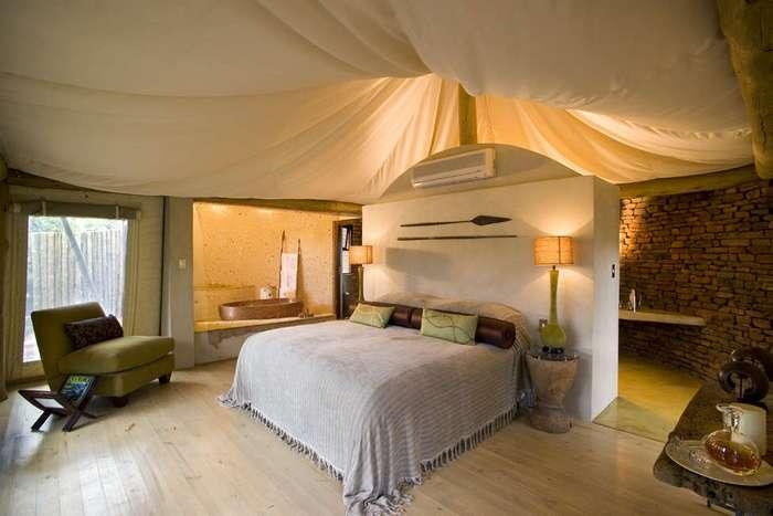 Marataba – роскошный отель на территории заповедника в ЮАР