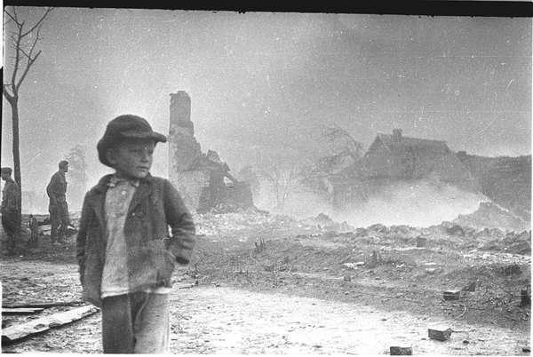 Чтобы помнили. Война глазами мальчишки.