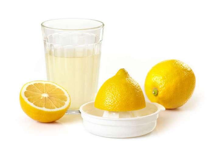 Немного о пользе лимонного сока