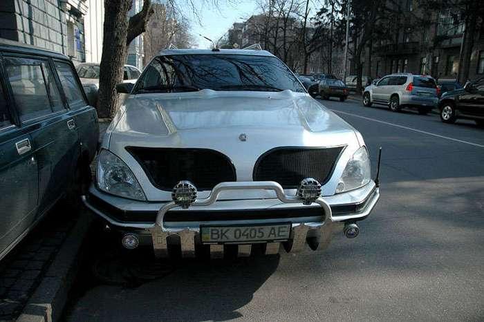 Мечта селянина-рагули. Украинский лимузин аля Роллс-Ройс по-волынски