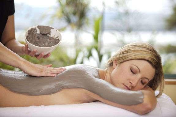 Ультразвуковая чистка и другие процедуры отпуска