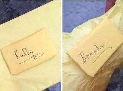Через 9 лет после свадьбы эта пара нашла еще один нераспакованный подарок