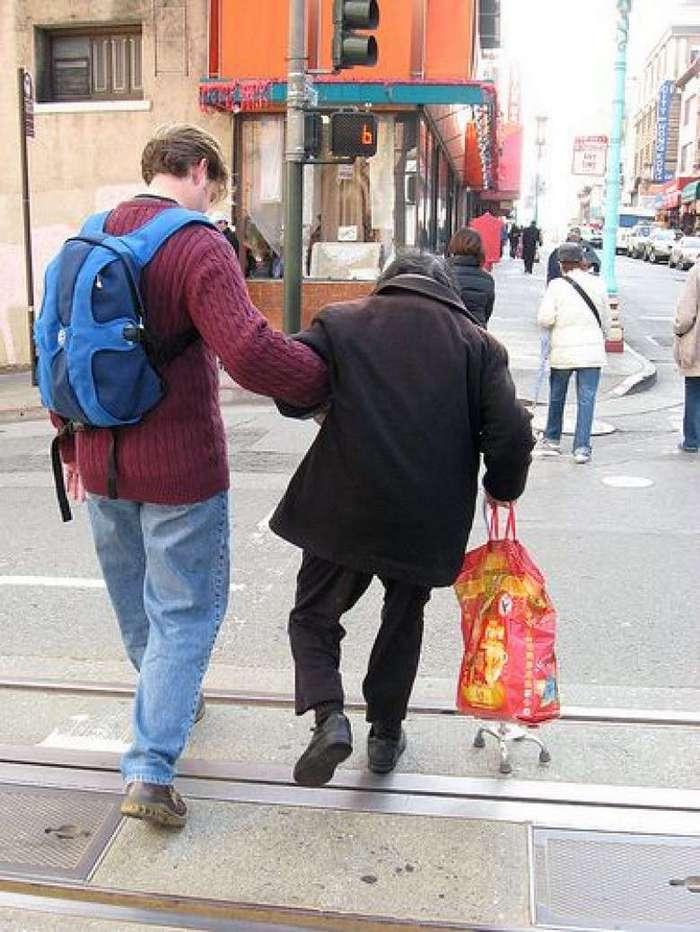 15 удивительных фактов, которых вы не знали о слепых людях