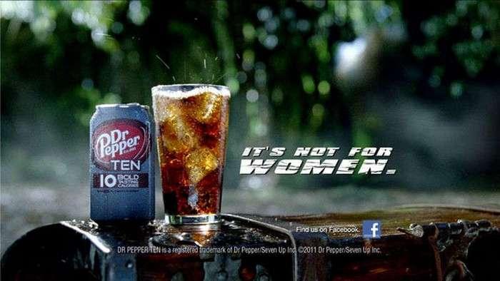 15 ужасных рекламных кампаний, в существование которых трудно поверить
