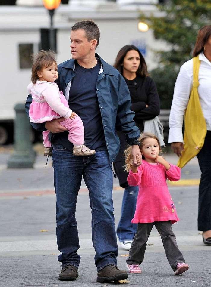 15 заботливых и нежных голливудских отцов