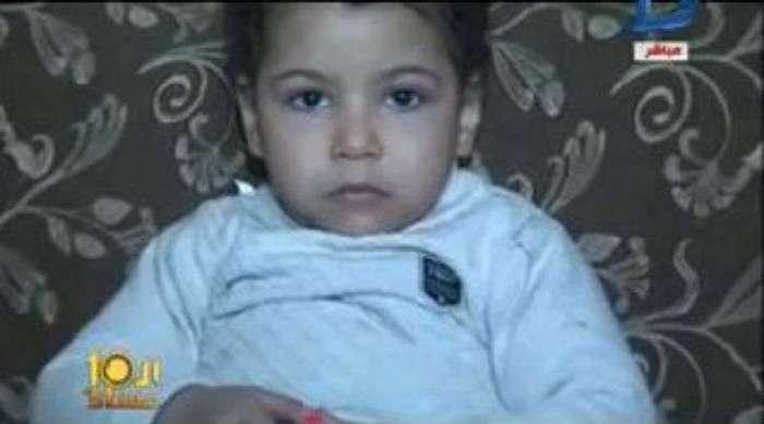 В Египте 4-летнего мальчика приговорили к пожизненному заключению