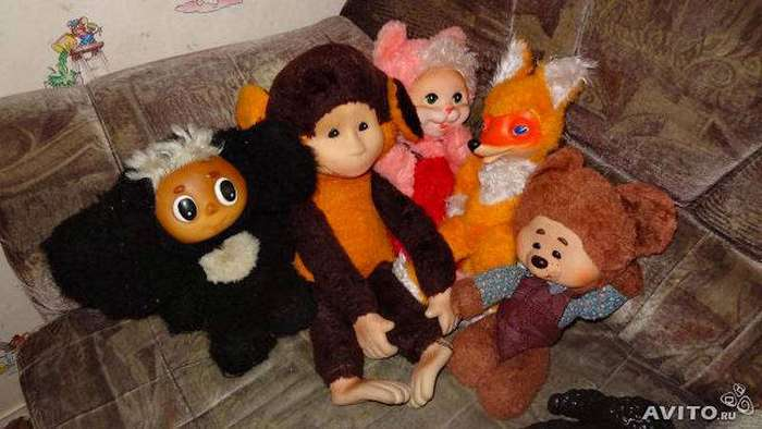 Горячая десятка советского детства