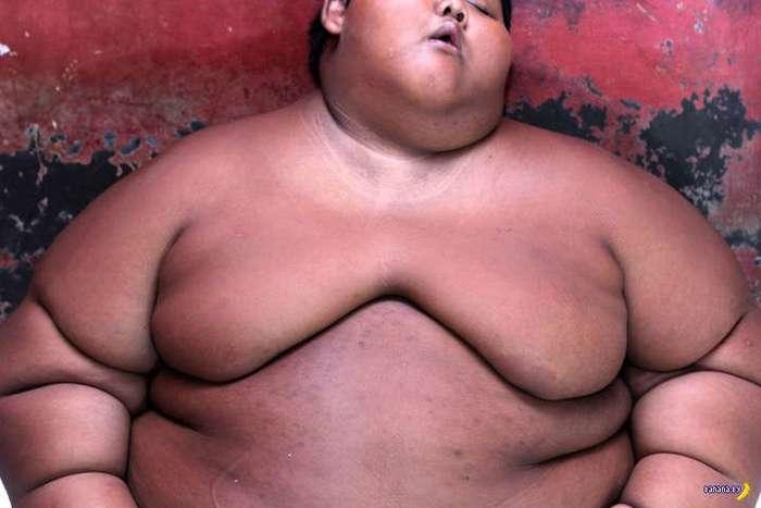 192 кг в 10 лет!